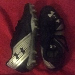 Under armor cleats